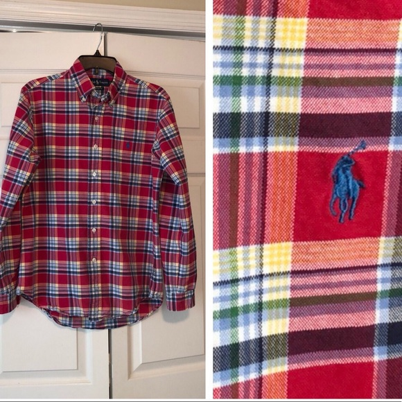 Polo by Ralph Lauren Other - NWOT Ralph Lauren polo button up long sleeve multi